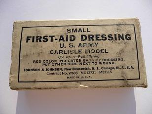 First aid dressing-2